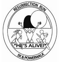 Results of the Resurrection Run 5k April 4 2015 Columbia SC
