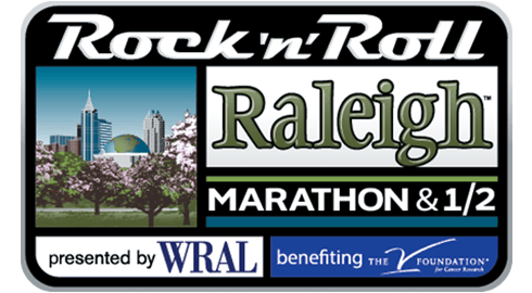 Rock n Roll Marathon and Half Marathon April 11 2015 Raleigh NC