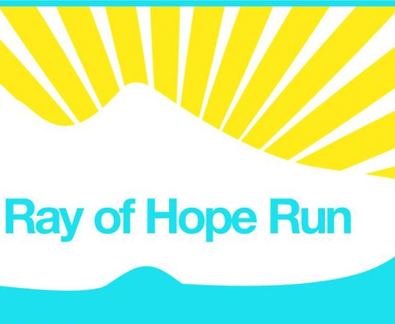Rotary Ray of Hope 5k and 8k Trail Race April 11 2015 Asheville NC
