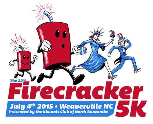 Firecracker 5k Weaverville