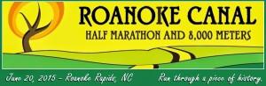 Roanoke Canal Half