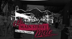 Waynesville Main Street Mile