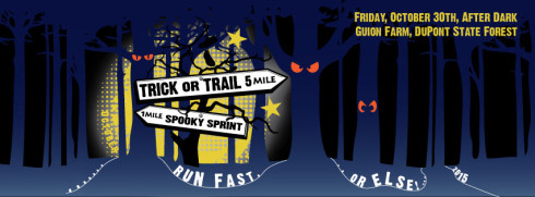 trick or trail 5 mile