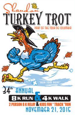 shandon turkey trot