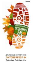 OKTOBERFEST 5K STATESVILLE