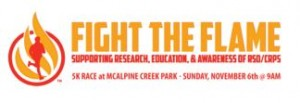 fight the flame 5k