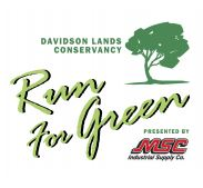 RUN FOR THE GREEN