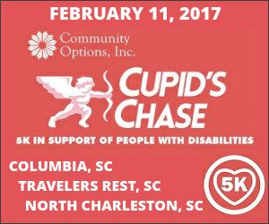 Cupids Chase 5k Sweet Spot