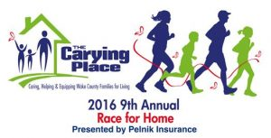 the carrying place 5k 10k
