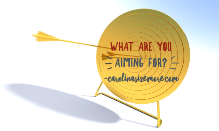 What Are You  Aiming For?