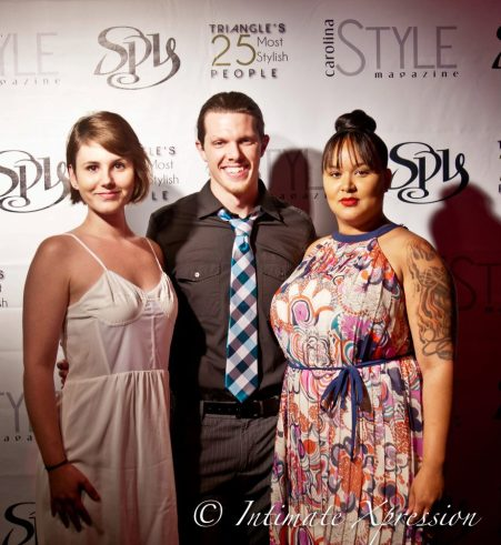Carolina STYLE Magazine's Fashion Editor, Photography Director and Beauty Editor