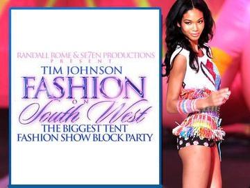 Tim Johnson Event Logo