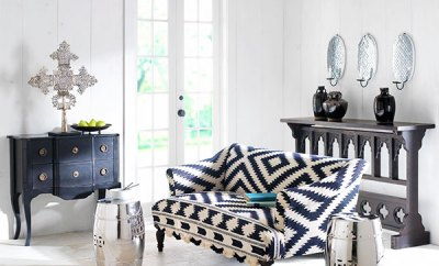 Stylish, Ceramic Garden Seats