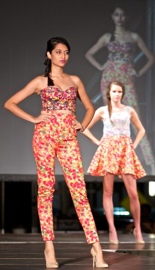 Rachel Bridge at fashionSPARK2014 by Stan Chambers Jr.