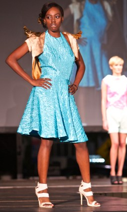 Knightwing Designs at fashionSPARK2014 by Stan Chambers Jr.