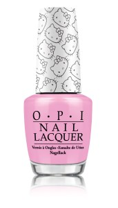 OPI Nail Lacquer in Look At My Bow