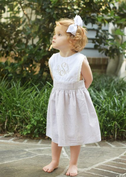 Smockingbird Summer Dress
