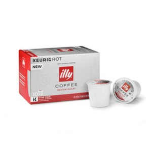 illy coffee k-cups