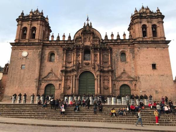 Guide to Seeing Peru: Cathedral Basilica of Our Lady of the Assumption, Cusco