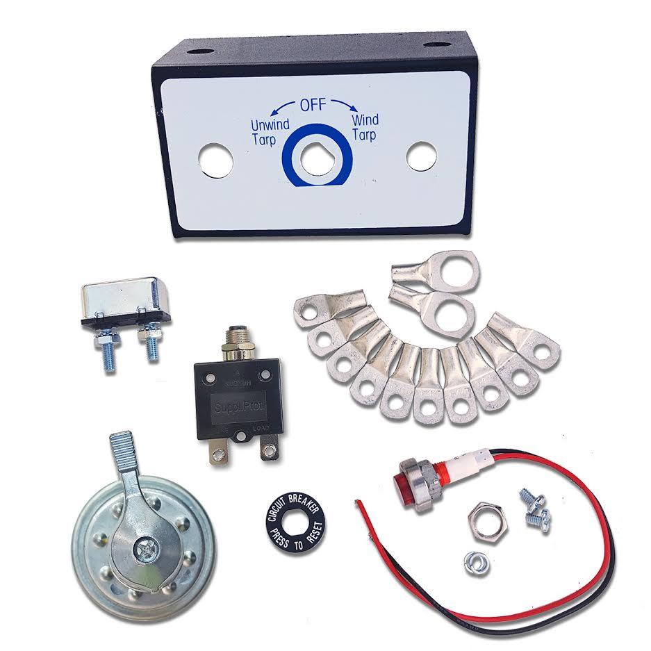 medium resolution of rotary switch kit