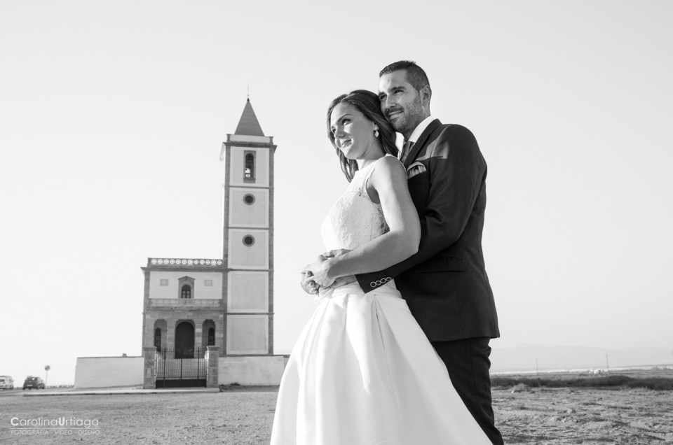 Manuel & Leticia, Postboda en Cabo de Gata