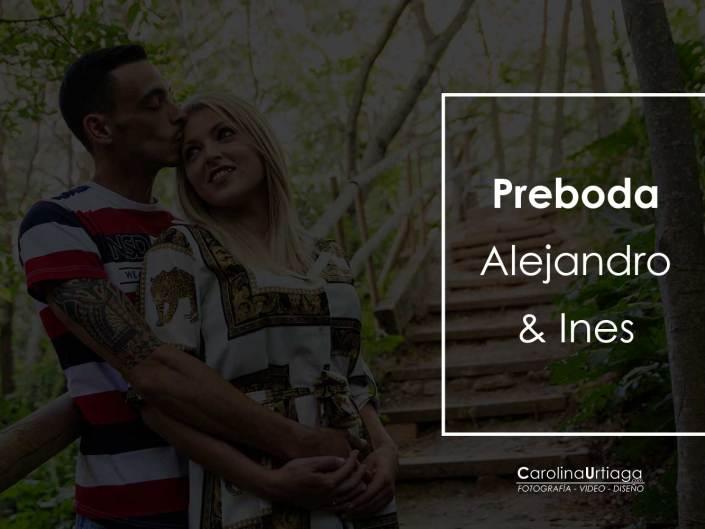 Preboda Alejandro & Ines