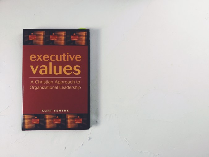 executive values