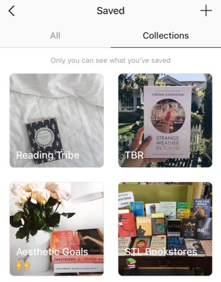 my bookstagram collections