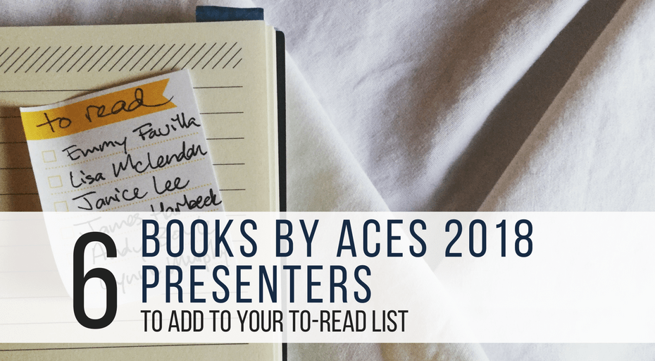 Books by ACES 2018 Presenters