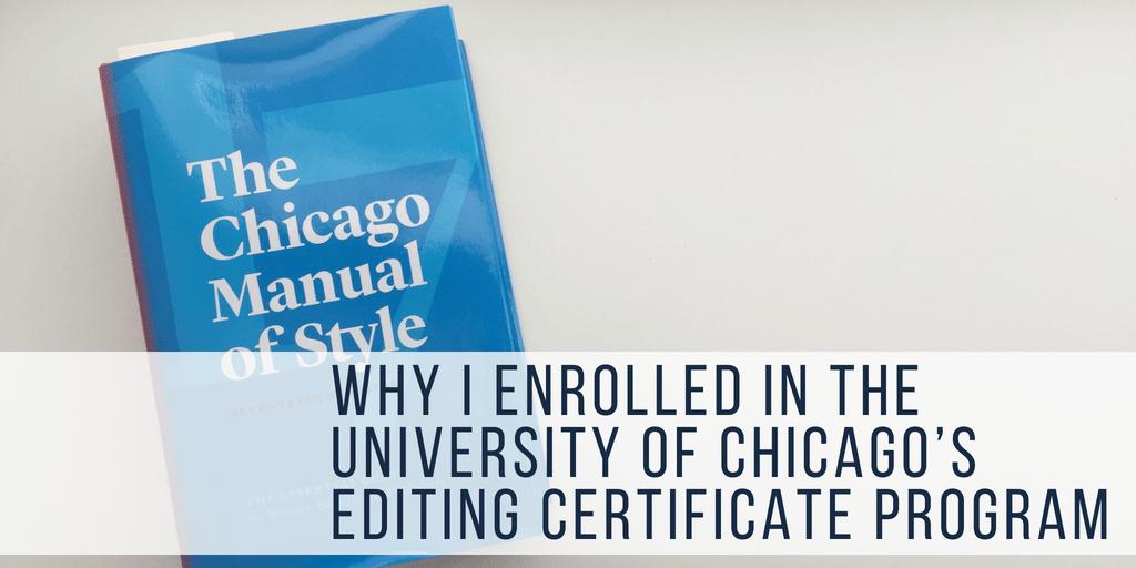 university of chicago graham school