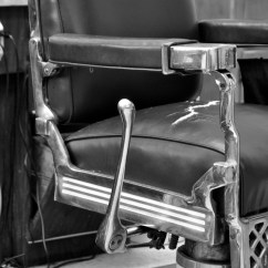 Black White Barber Chair 3i Aluminum Rocking Durham Carolinawandering2