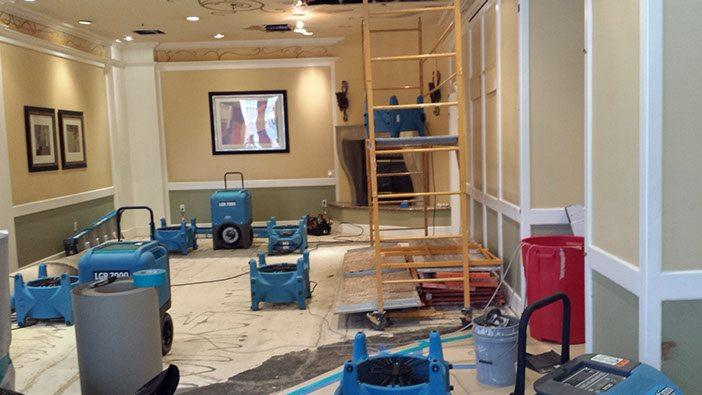 Emergency Water Damage Restoration Chapel Hill NC Emergency Water Damage Repair Emergency Water Damage Cleanup