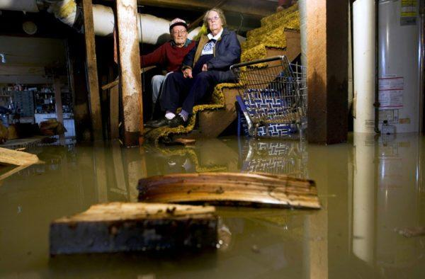 Basement Flood Restoration & Repair Service in Durham NC