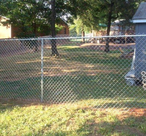 Chain Link Fencing 187 Carolina Wood Fence