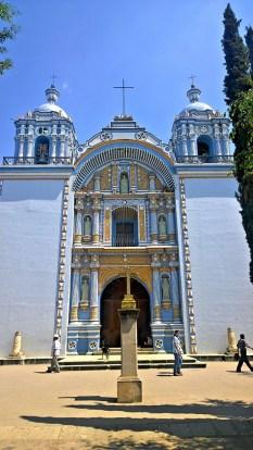 Iglesia in Ocatlan