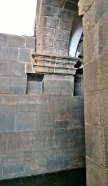 Meshing Spanish and Inca construction