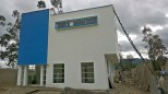 The new police station in Chugchilan