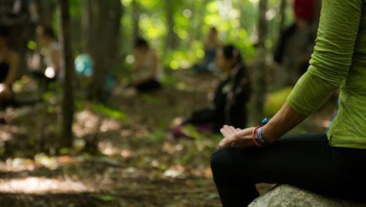 Méditer comme on respire c'est bon pour la santé !