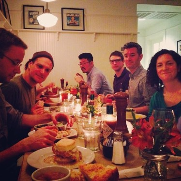 Theam dinner