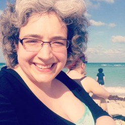 Beach time in Miami