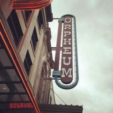 Orpheum Theater from Young at Heart