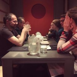 Authentic dining at Mikado