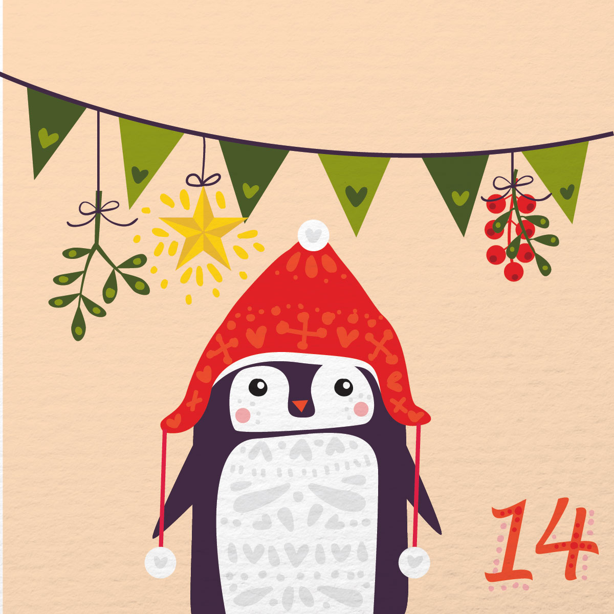 Image result for advent calendar day 14