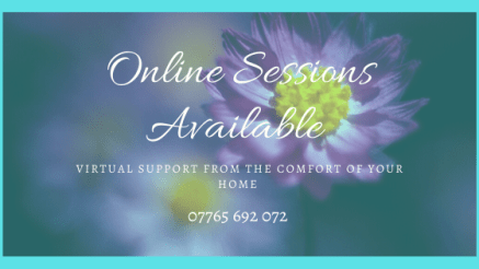 Online Sessions Available