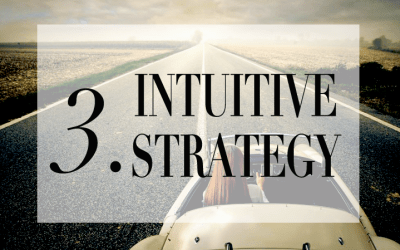 [3 Part Video Series] The 3 Core Elements Of Intuitive Business Strategy