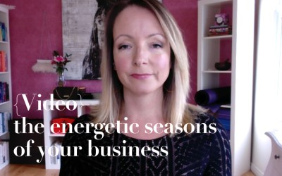 {Video} The Energetics Behind Your Business