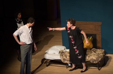 Miss Todd/ The Old Maid and the Thief/ Conservatoire de Musique de Montréal/ Mai 2014