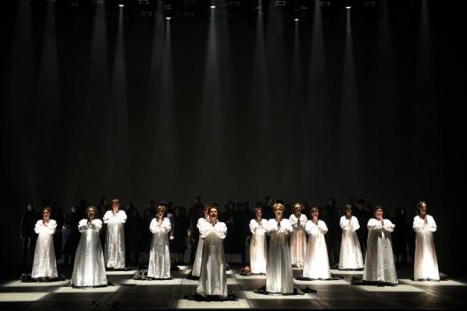 Soeur Jeanne/ Dialogue des Carmélites/ Opéra de Montréal/ Janvier 2017
