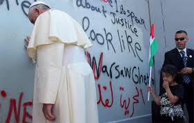 pope security barrier