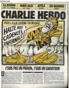 Charlie Hebdo - viols de femme
